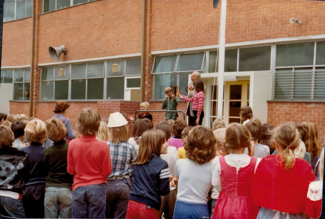 Blackwood Primary School Circa 1970